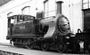 6445 Derby 8th November 1931 North London Railway-LNWR George Adams design 4-4-0T