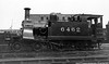 6462 George Adams 4-4-0T bought by the North London Railway