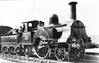 111 Russell Ramsbottom 2-2-2 LNWR Lady of the Lake Class