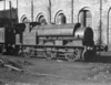 8 Earlestown (2359) Wolverton Carriage sidings June 1956 Ramsbottom LNWR Special Tank 0-6-0ST