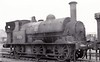 3323 Crewe Works shunter still carrying its old number in Crewe works 17th May 1952