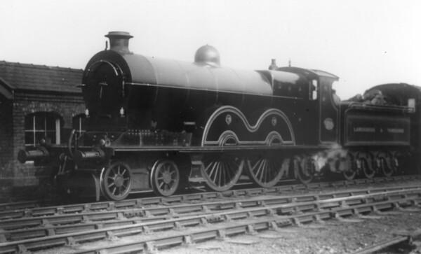 1414 Aspinall LYR Class 7 4-4-2 'Highflyers'