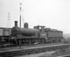 52044 Wakefield Shed 6th November 1957 Barton Wright LYR Class 25