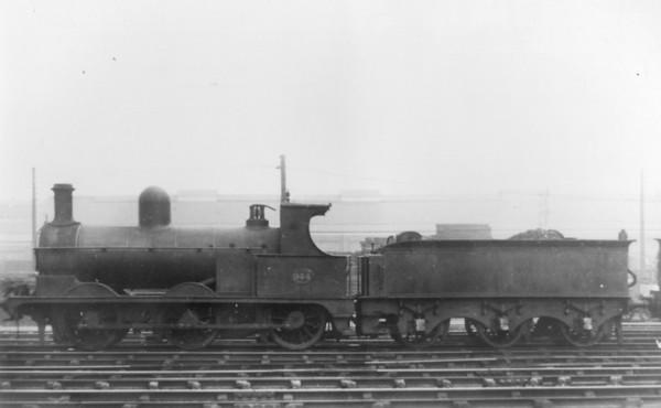 944 Barton Wright LYR Class 25 0-6-0