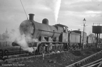 1909-1920 LNWR Charles John Bowen Cooke