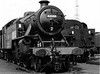 42055 Crewe South shed Fairburn 2-6-4T
