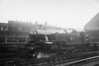42066 Brighton station 14th October 1950 (4th day in traffic with B R )