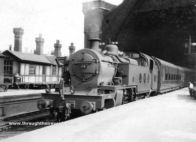 1909–1922 M.R. + 1925–1931 LMS Henry Fowler