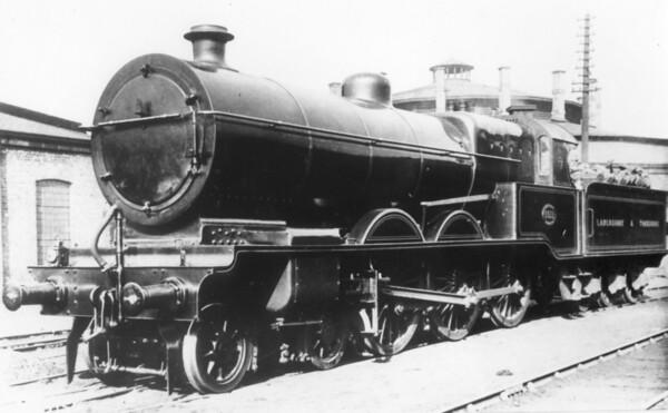 1511 Hughes L&YR Class 8 4-6-0 'Dreadnoughts'