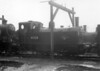 41528 Derby shed 22nd August 1960 Deeley Midland Railway 1528 Class 0-4-0T