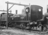 41528 Derby Shed 28th August 1960 Deeley Midland Railway 1528 Class 0-4-0T