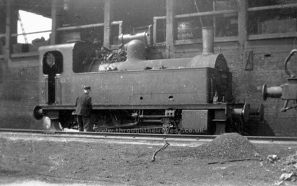 415## Deeley 0-4-0T (41528 - 37 series) Burton on Trent 2-8-1924