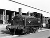 41528 Stavely Works 5th March 1961 Deeley OF-B 0-4-0T