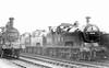 2023 + 2032 Derby 20th July 1935 Deeley Midland Railway 2000 Class 0-6-4T