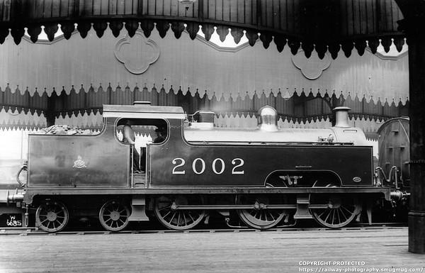 2002 Deeley Midland Railway 2000 Class