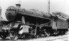 3563 Stanier 8F (LNER Class 06) built for LNER at Doncaster works 1946
