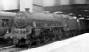 45647 Sturdee Leeds City station 25th June 1964