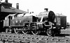 2542 Stoke Shed August 1936 Stanier 2-6-4T