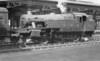 140 Nottingham Midland station Stanier 2-6-2T