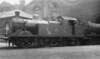 6400 unknown location LMS Stanier Class 2 0-4-4T