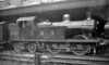 6401 Nottingham station Stanier Class 2 0-4-4T