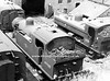 41900 & 9639 at wellington  Stanier 2P Tank engine