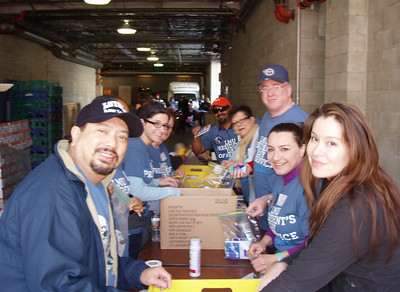 LMU President's Day of Service