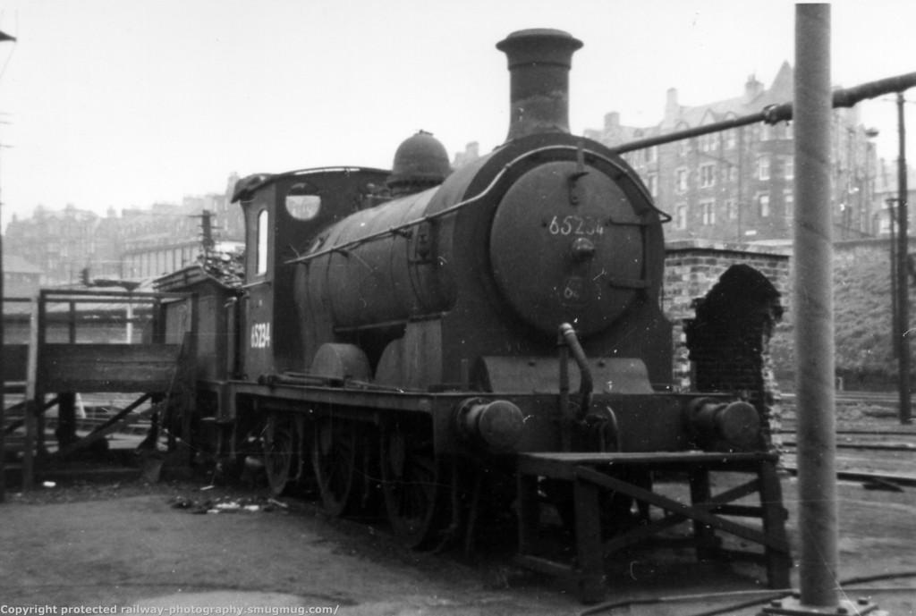 Holmes J36 : B.R. Era | National Preservation