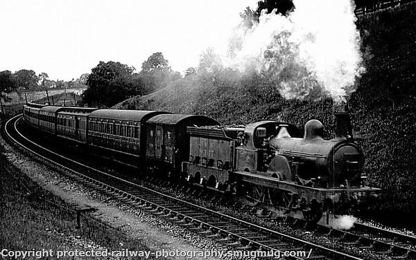 367 Darlington August 1924 Fletcher NER '901' 2-4-0 Locomotives