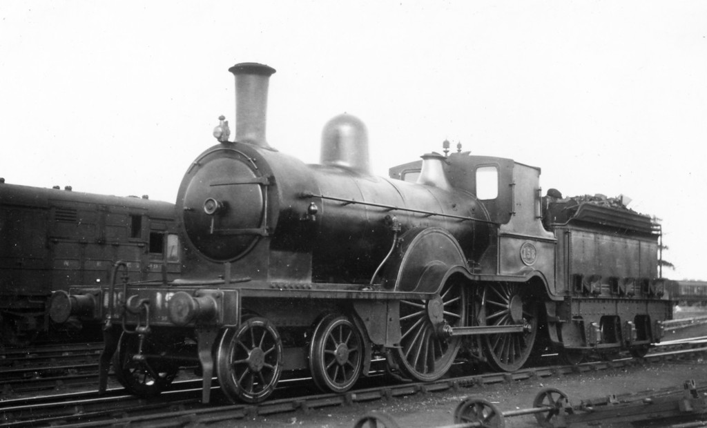 N E R  Tennant + McDonnell loco designs | National Preservation