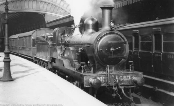 1463 Tennant E5 (NER '1463') 2-4-0 Locomotives