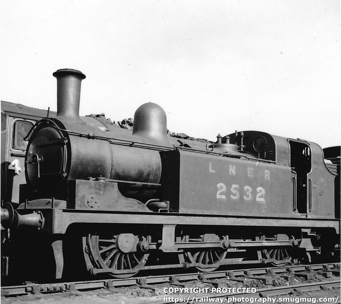 2532 M Stirling J75 (H&BR Class G3) 0-6-0 Tank Engines