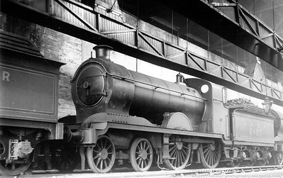 1885 H&BR Mathew Stirling Hull & Barnsley Railway (H&BR)