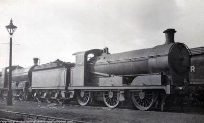 J28 (H&BR Class L,L1,LS) 0-6-0