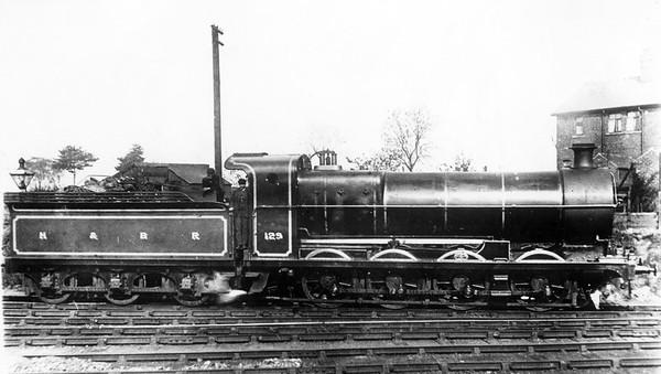 129 M Stirling Q10 (H&BR Class A) 0-8-0 Locomotives