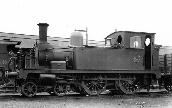 9A E&MR Later M&GNR 4-4-0T