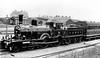 34 E&MR Eastern & Midland Railway livery class A 4-4-0 rebuild