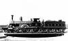 29 E&MR Eastern & Midland Railway livery class A 4-4-0 rebuild