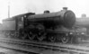 61535 Stratford shed S D  Holden B12-3 (GER Class S69  1500s) 4-6-0
