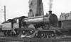 61504 still in LNER Green livery Kittybrewster September 1948