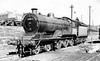 61511 Kittybrewster 14th April 1952 B12-3 rebuilt with round topped boiler for GNSR loadings