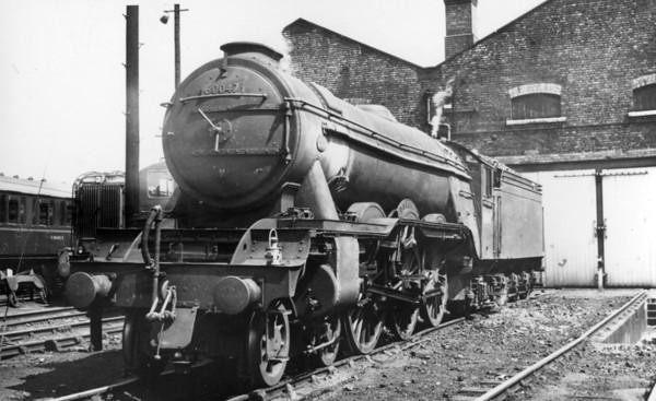 60047 Donovan York 1st August 1960