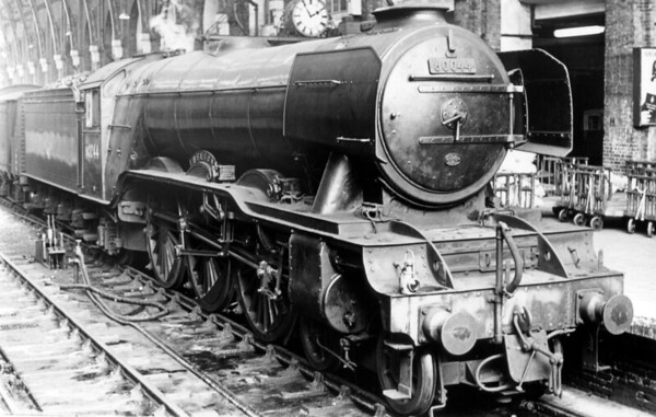 60044 Melton Kings Cross25th April 1963