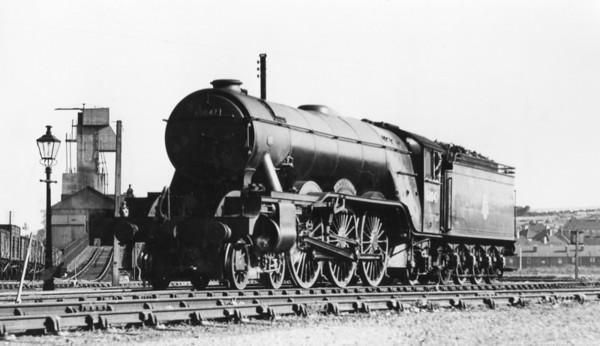 60047 Donovan Grantham 23rd August 1952