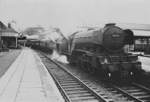60052 Prince Palatine Motherwell 2-8-1964
