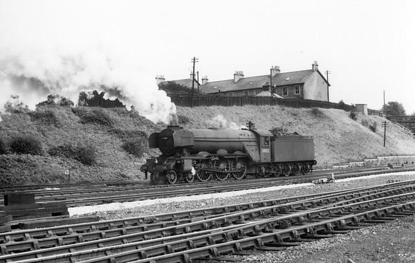 60052 Prince Palatine Carlisle Kingmoor 4th September 1963