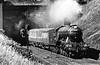 60055 Woolwinder Welwyn tunnel 15th June 1956