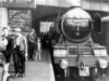 60052 Prince Palatine Carlisle 5th June 1965 'Scottish Locomotive Preservation Fund' 1X18 Edinburgh to Carlisle rail tour
