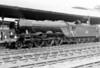 60052 Prince Palatine at Newcastle with 1X18 a Scottish Locomotive Preservation Fund rail tour 5th June 1965 (2)