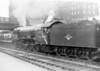 60052 Prince Palatine at Carlisle with 1X18 a Scottish Locomotive Preservation Fund rail tour 5th June 1965 (3)